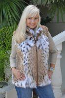 Golden Lynx Vest